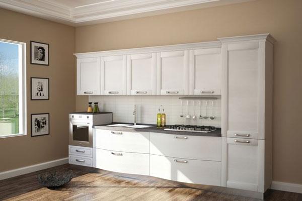 Cucine Moderne E Classiche Su Misura.Cucine Su Misura Lonate Pozzolo Romano Arredamento Per